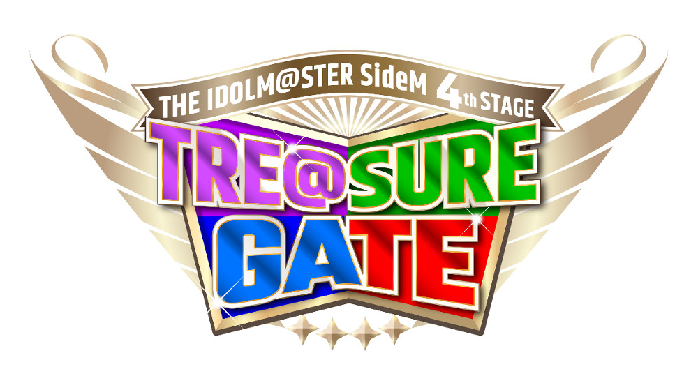 THE IDOLM@STER SideM 4th STAGE ~TRE@SURE GATE~