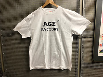 Age FactoryTシャツ